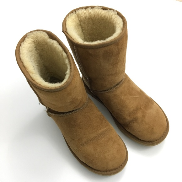 Ugg Classic Ugg Short Brown Classic Tan Boots Brown Taille 7 Femme | 198f256 - freemetalalbums.info